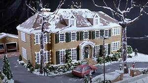 Artist, Creates, Massive, Home, Alone, Gingerbread, House