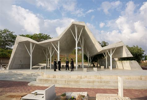 Opensided Shelter  Ron Shenkin Studio Archdaily