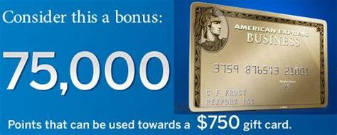 credit card bonus success   membership rewards