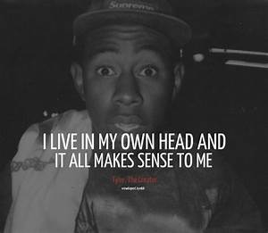 12 best Tyler The Creator Quotes images on Pinterest | Odd ...