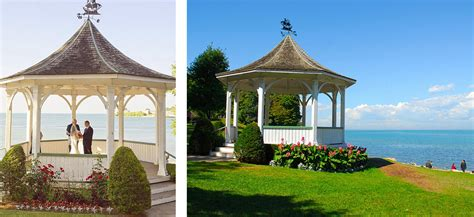 niagara   lake gazebo