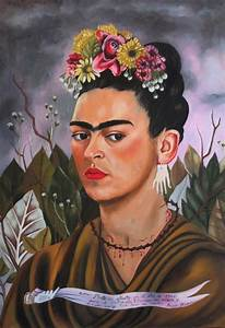 Bizarre Exhibition Presents All Of Frida Kahlo's Paintings ...