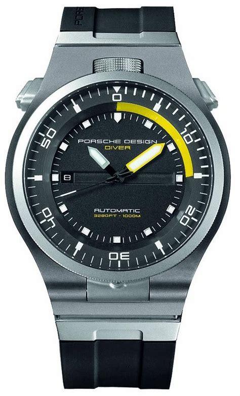 Porsche Design P'6780 Diver Watch Is Handmedown Eterna