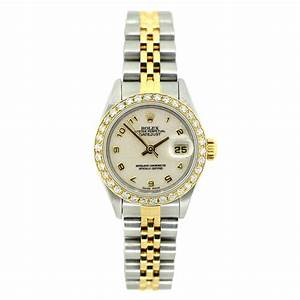 Rolex Oyster Perpetual Damen : 26mm rolex oyster perpetual datejust diamond watch for women 1ct ~ Frokenaadalensverden.com Haus und Dekorationen