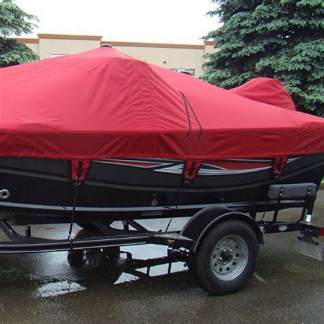 Custom Boat Covers In Canada by Canadian Tarpaulin