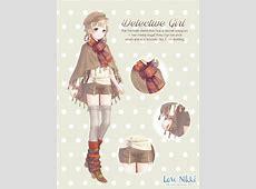 Detective Girl Love NikkiDress UP Queen! Wiki FANDOM