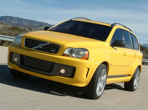 Volvo Xc90 Supercharged V8 (2005) Picture #02, 1600x1200