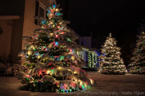 christmas lights adventures in michigan s up north