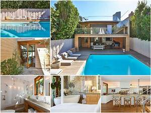 Sneak Peak to Pamela Anderson's Malibu Beach House