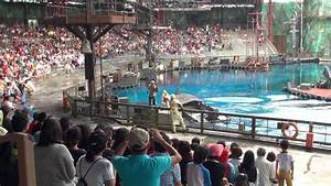 Waterworld - Universal Studios Singapore - YouTube