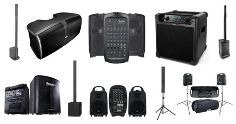 The Top 10 Best Portable Pa Speaker Systems