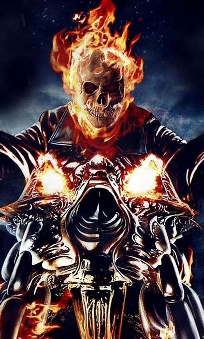Ghost Rider 4k Wallpapers Iphone Fire Movies