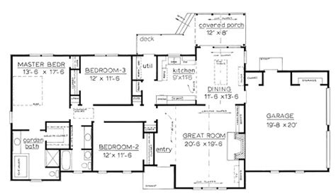 country home plans one story one story country house plans smalltowndjs