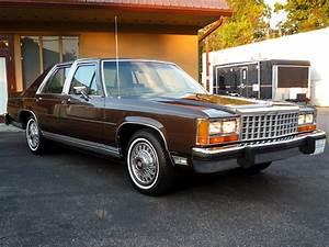 Nurture Your Inner Grandpa  The World U0026 39 S Nicest 1986 Ford