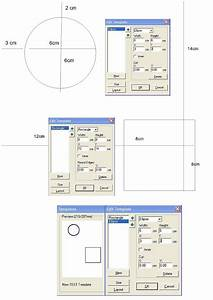 create your own templates in kronen design With create your own label template