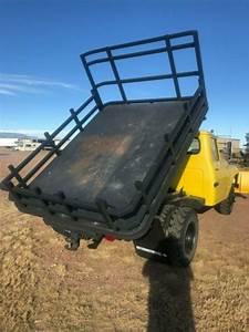 1968 International 4x4 C1300 Snow Plow Dump Truck For Sale