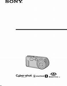 Sony Digital Camera Dsc