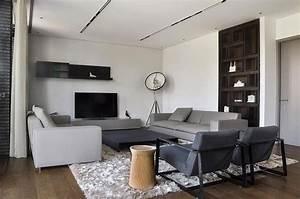 Wohnzimmer Deko Grau : wohnzimmer grau einrichten und dekorieren ~ Markanthonyermac.com Haus und Dekorationen