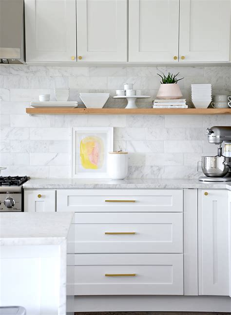 kitchen cabinets open shelving 6 tips for styling open shelving in a kitchen inspired 6281