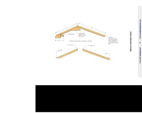 roof and truss question saltbox shed doityourself com community