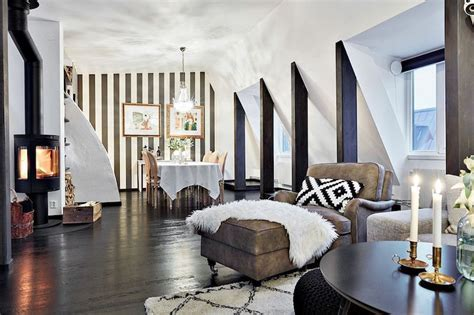 Create contrast in interior design