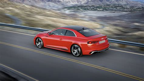 Audi Photo by 2017 Audi Rs5 Coupe Revealed Photos Caradvice