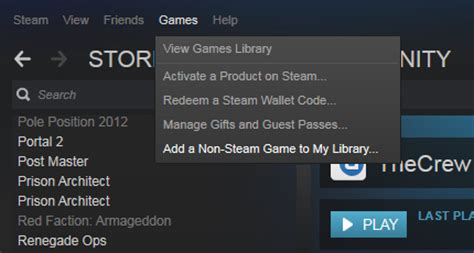 how to in home steam non steam with how to enable steam in overlay and in home Luxury