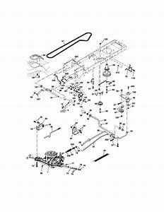Craftsman Yt 3000 Parts Diagram