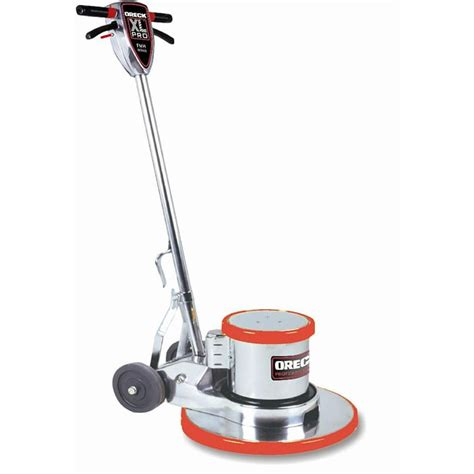 oreck floor buffer polisher oreck xlh 21e floor buffer 12401223 overstock