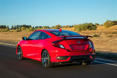 Civic Si News by 2017 Honda Civic Si Drive Digital Trends