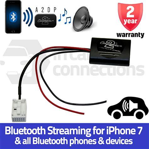 ctact1a2dp citroen bluetooth adapter for citroen c2 c3 c4 c5 c6 c8 berlingo jumpy
