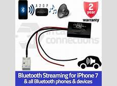 CTACT1A2DP Citroen Bluetooth Streaming adapter for Citroen