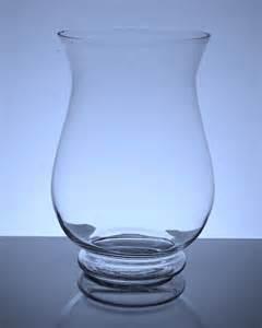 px1 wide hurricane vase 6 quot x 10 quot 6 p c other glass vases