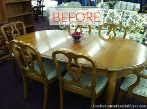 9 Dining Room Table Makeovers We Can39t Stop Looking At