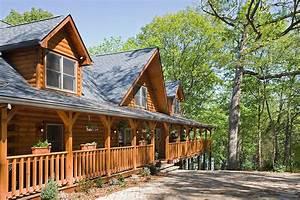 Log Homes, Timber Frame & Log Cabins by Honest Abe