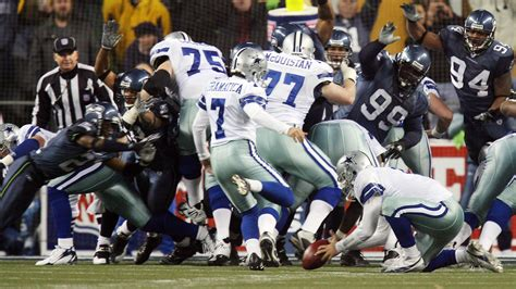 top moments  seahawks cowboys history