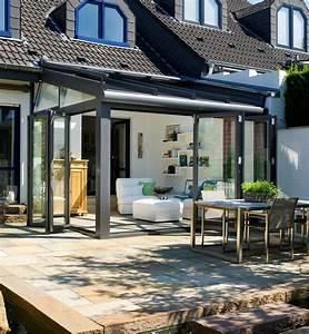 Heizkörper Für Wintergarten : glasfaltt ren f r terrasse und wintergarten 20 inspirationen ~ Markanthonyermac.com Haus und Dekorationen