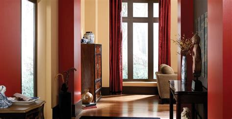 behr paint kenya ppu  morocco red ppu  dark truffle ppu  dining room paint colors