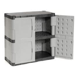 Plastic Storage Cabinets With Doors by Rubbermaid 7085 Plastic Storage Cabinet Base Door