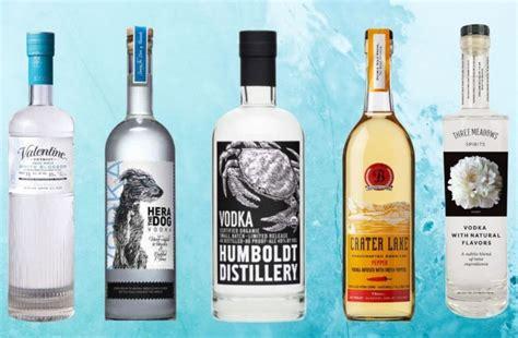 8 American Vodka Brands Handpicked By Bartenders