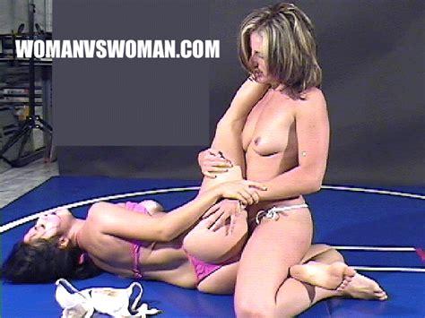 Woman Vs Woman Megan Jones Vs Silky Nude Wrestling Sex