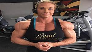 Female Muscles - Very Strong Muscular Woman        Giant Female With Huge Muscles