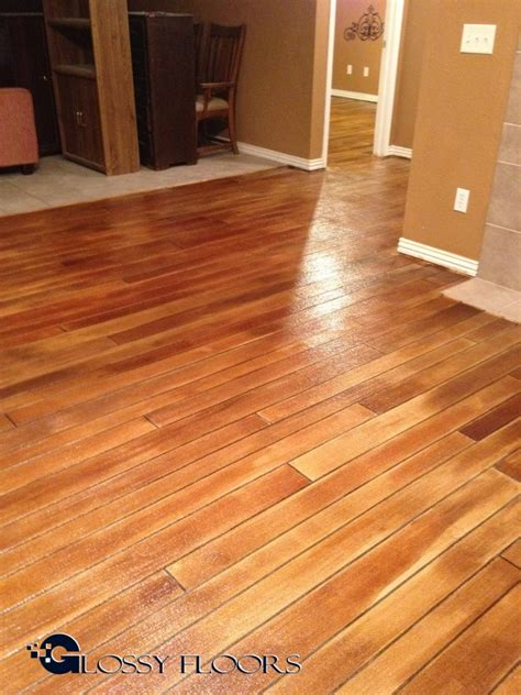 hardwood floor concrete concrete wood floors
