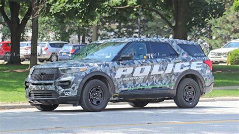 ford explorer police interceptor motorcom