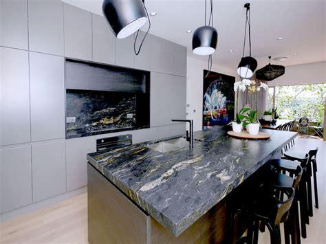 Black Granite Bench Tops by Cosmic Black Granite Marable Slab House Sydney