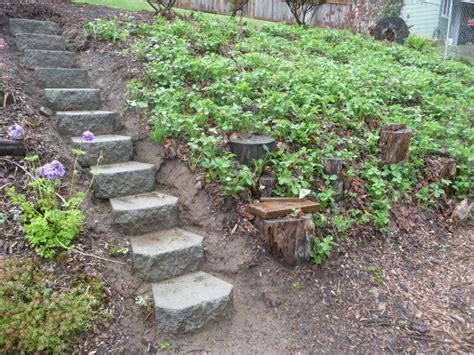 Kleine Häuser Selber Bauen by Gartentreppe Selber Bauen 3 Einfache Anleitungen Und