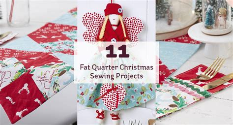 fat quarter ideas  christmas hobbycraft blog