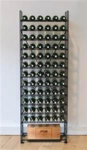 Etagere A Bouteille : 1000 images about armoire vin casier m tallique ~ Farleysfitness.com Idées de Décoration