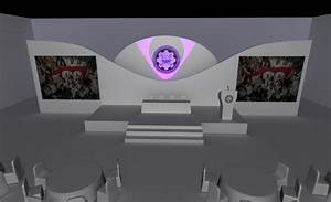 3d Events Design set stage exhibition booth by Mohamed ...