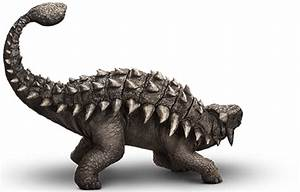 Jurassic World: Ankylosaurus V2 by sonichedgehog2 on ...